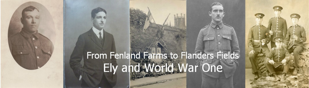 Ely and World War One
